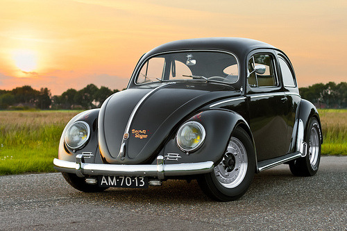 carpr0n:  Secret addiction Starring: '53 Volkswagen Beetle (by mcdronkz)