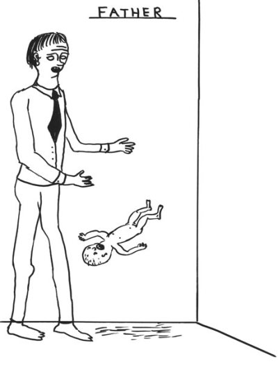 guardian:   Shrigley's work is very wrong and very bad in all sorts of ways. It is also ubiquitous and compelling. Adrian Searle on David Shrigley  More Shrigley? We couldn't resist. Read the review here.