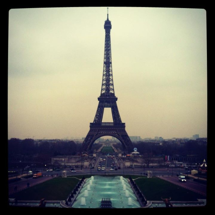 Cant believe its our last day in Paris :(