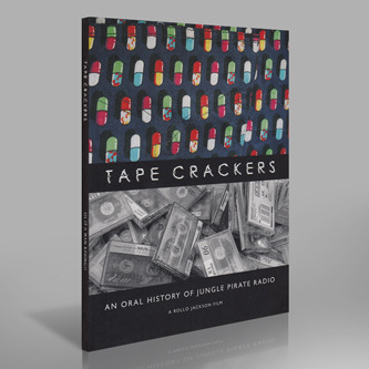 Tape Crackers: An Oral History Of Jungle Pirate Radio I stumbled across this fantastic looking documentary via the DNBA forum, probably the only worthwhile bit of information to grace the website since 2001. Surprisingly I have never heard of this DVD, it's existence has sadly gone unnoticed until now so the anticipation of actually watching and reminiscing is stupidly high. You can pick up a copy for yourself here I'll write a proper review after I have watched it 100 or so times. Here's the blurb from the website:  'Tape Crackers' is a vital documentary focussed on one guy, Michael Finch, and his amazing tape collection of pirate radio recordings made in the mid-late '90s. The premise is basic: place Michael and some of his most prized c90s in front of the camera and let the man talk. The result: a punters'-ear recollection of an amazing period in UK music culture, charting the shifts between Happy Hardcore/Jungle/D&B/Garage, or what has contentiously become known as the 'Hardcore Continuum' thanks to Simon Reynolds. Michael is a passionate and thoroughly endearing orator, spilling profuse knowledge on MCs, the variety and breadth of the junglist FM bandwidth, the raves, the clothes, and most importantly, the vibe. Although this era only occurred little over 15 years ago, the fact that it was all pre-internet (or at least widescale internet use) gives some sharp contrast to today's fingertip cultural reach and some context that many older heads will relate to, while youngers are recommended to watch for educational purposes.  Although the period covered falls a little bit later than the golden era - 1990-1993 - the anecdotes and Finch's compelling delivery basically render that almost irrelevant . You can just see memories wash over him with each tape he puts on, and you're reminded of the absolute frustration and euphoria of hearing a track on pirate radio that you would never ever get to find out anything about, or know who it was by, or ever get to hear again - save for the worn out cassette copy you just made. Apart from all the anecdotes and recollections - including a really nice overview of London's Junglist pirate radio scene of the mid 90's (even touching on the birth of Rinse), what you really get from Tape Crackers is a snapshot of a bygone era and one man's obsession with it - and it just makes for utterly compelling viewing.  Don't miss.
