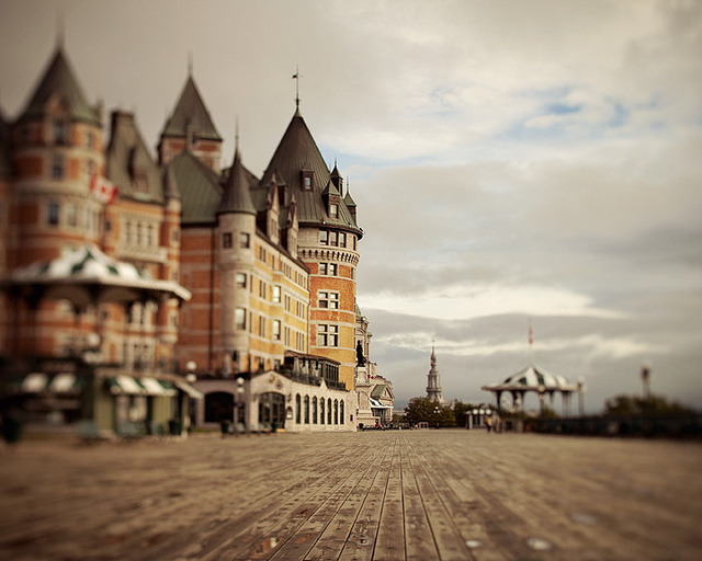 | ♕ |  Boardwalk Empire - Vieux Quebec  | by © Irene Suchocki
