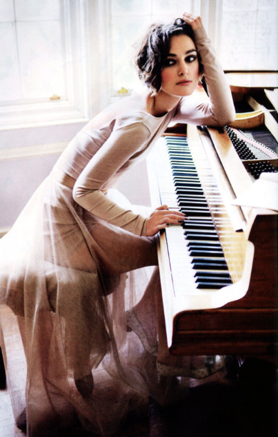 Kiera Knightly Vogue Australia March 2012