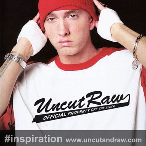 #inspiration #uncutandraw #streetwear #tees #graphic #rapper #hiphop #classic  (Taken with instagram)