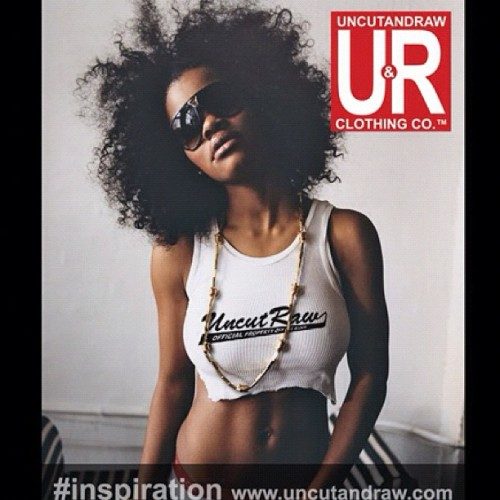 #inspiration #streetwear #uncutandraw #tees #classic #graphic  (Taken with instagram)
