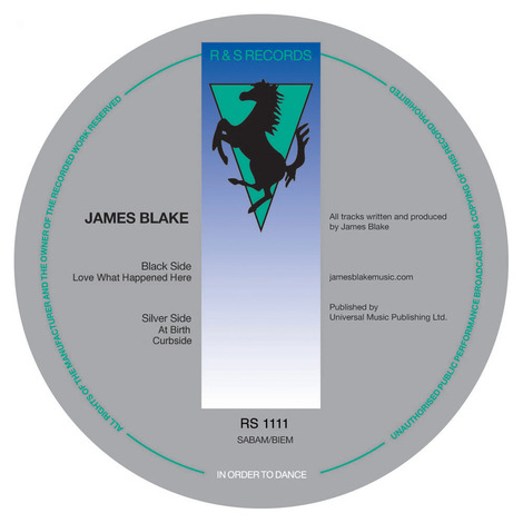 James Blake - Love What Happened Here This ep has some of the best post album tracks from James Blake