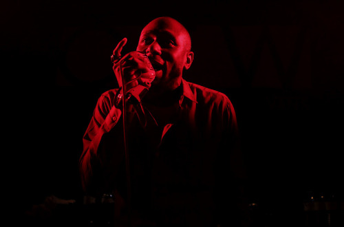 Mos Def (Yasiin Bey) Shot this at the Vans OTW Launch Party in Berlin Jan 2012