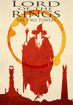 LotR Poster - The Two Towers