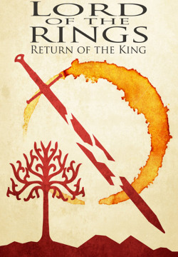 LotR Poster - The Return Of The King