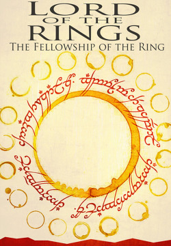 LotR Poster - The Fellowship Of The Ring