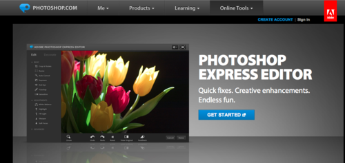 Sites Like Photoshop Express