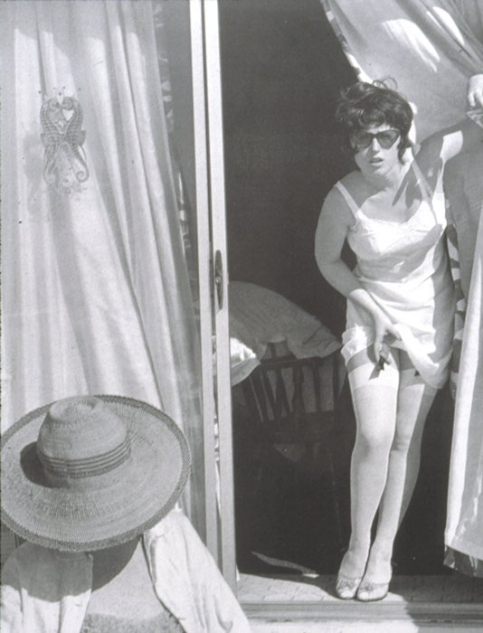Cindy Sherman - Untitled Film Still #7, 1978
