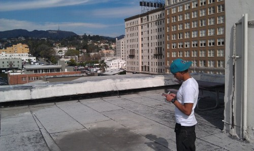 Clear Thoughts on the Rooftop @planbfuturistik