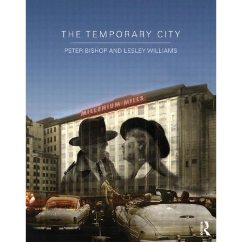smartercities:  The Temporary City The book questions the need for permanent uses and solutions for sites and argues that we need to increasingly look for short and medium term uses, rather than obsess about the long term; realistically it will take a long time for the economy to achieve stable and meaningful growth and for sites to become viable again – especially with what was paid for many sites at the market peak – and in the meantime these same sites will lie vacant for many years without an effective framework for their interim use. via humanscalecities:
