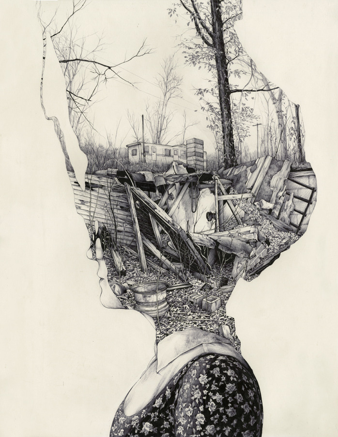 dp-illustrations:  Inspiring Illustration Drawing by Pat Perry. posted by dp{i}etsy//facebook//twitter//google+