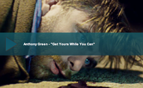 "Watch the world premiere of the ""Get Yours While You Can"" music video on MTV: http://PFR.ec/z30NDsPLEASE RE-BLOG!"