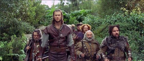 New images from Snow White And The Huntsman After Mirror Mirror released its second full trailer at the end of last week, Snow White And The Huntsman has responded in kind with the release of a pair of new images…