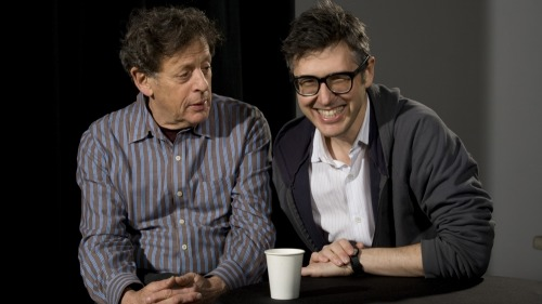 Ira Glass Interviews His Cousin, Composer Philip Glass