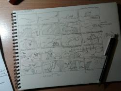 storyboard for thesis