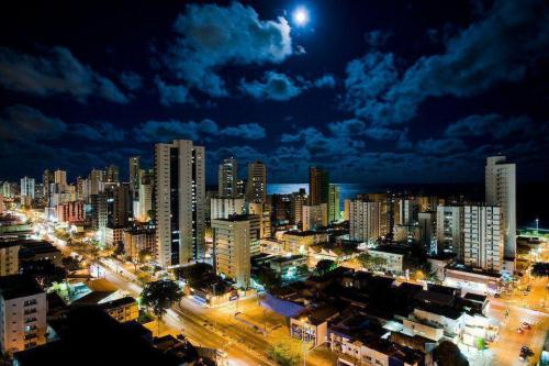 My Bohemian World  Recife, Brasil, at night.