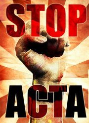 STOP ACTA - LONDON PROTEST Trafalgar Square, London WC2N London, United Kingdom  Saturday, 11 February 2012  12:00 until 17:00  http://www.facebook.com/events/170835693019760/