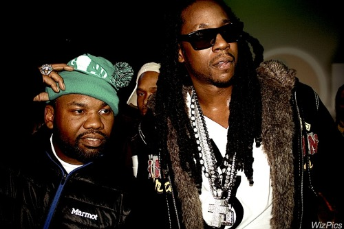 @2chainz & @Raekwon Last Night @SOBs