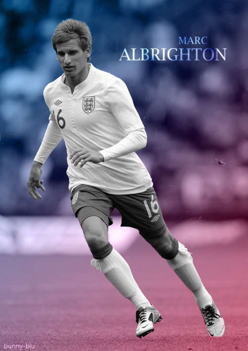 Marc Albrighton, one of the best wingers in the Premier League. ;-)