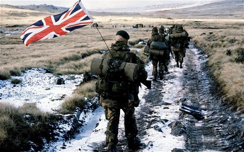 "The imminent arrival of Prince William in the Falkland Islands for a 6 week deployment is sure to stir up unpleasant sentiment in the neighborhood. As well as having the 117 uncleared minefields to contend with, Wills has attracted the icy glare of Argentina who have condemned his military posting as a ""provocative act"". The bitter conflict back in mid 1982 saw significant casualties on both sides - with the agressors Argentina ultimately failed to hold their occupation of the islands. But what was the involvement of Argentina's long bordered neighbor around this time?  Whilst outwardly claiming neutrality, it was long suspected, and recently confirmed, that Chile was providing access to bases and intelligence to the UK in return for cut price deals on military aircraft. In addition it is alleged that Chile considered starting a border offensive against Argentina in order to draw troops away from the Falklands. Pinochet had good reason to form a strategic alliance with the UK as Argentine dictator Leopoldo Galtieri had made bold threats to take over all southern disputed islands currently under Chile rule. It was thought by Chilean intelligence that a victory in the Falklands would lead directly to an attack on Chile - this was later confirmed by the former chief of the Argentine Air Force. So a sneaky move by Thatcher to covertly form an alliance with a man synonymous with human rights abuses. And a smart move from Pinochet, who managed to obtain sweet deals on a fleet of Hawker Hunter bombers and three reconnaissance planes - all at a time when there was a UN arms embargo on such sales."
