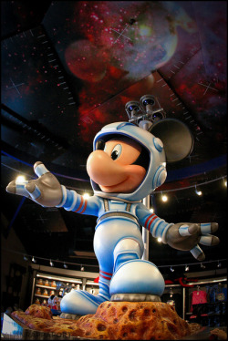 Space Mickey - A Blast From the Past by Alan Rappa on Flickr.