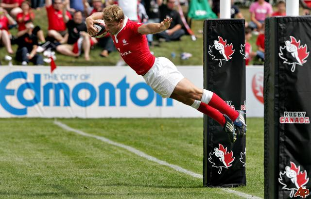 MATT EVANS OF CANADA WITH A SWAN DIVE TRY THAT EVERY COACH WOULD SHUDDER TO LOOK AT