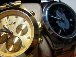 Choosing a watch can be a difficult affair. I looked for almost a year before I found what I was looking for. When I was visiting my family in Europe, I walked into a Massimo Dutti store for the first time. I had heard great things but never had a chance because they do not have any stores in the U.S. yet. Needless to say, I was not disappointed. Massimo Dutti is primarily a clothing store but they also have a great deal of accessories. When I checked out the watches, my search ended. I picked a limited edition dual time piece with a brown leather band. Surprisingly, it did not break the bank. If you're in Europe or go on vacation there, don't miss this great brand. I also picked up a much needed brown leather belt. Sometimes you never know when you'll get lucky walking into a store. Click on the picture to go to their website.