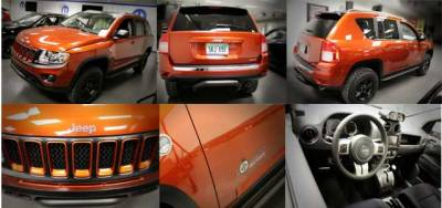 eastcoastjeeps:  (via Details released on the 2012 Mopar Jeep Compass 'True North' / EastCoastJeeps.com Blog)