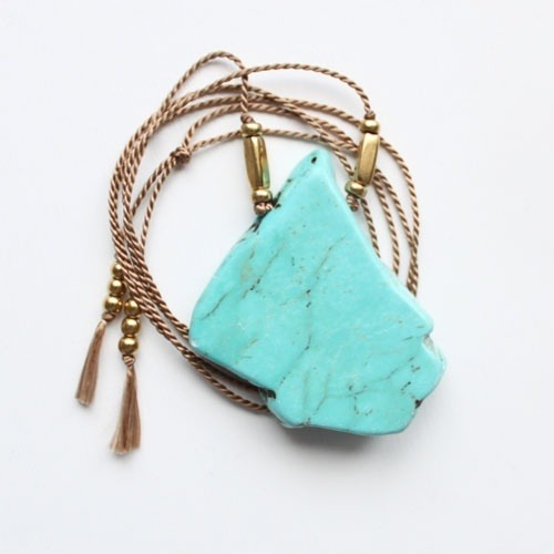 gold and turquoise, goes together like avocado and dietcokeandasmoke x