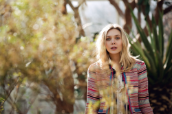 threadsence:  Elizabeth Olsen in Asos