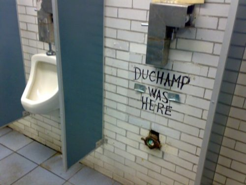 (via Duchamp was here)