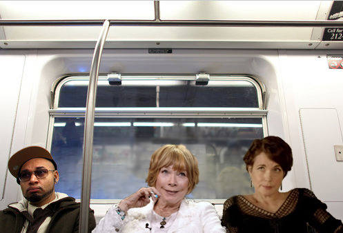 """This train goes express to Emmy, am I right?"""