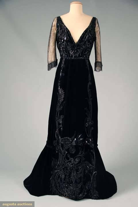 omgthatdress:  Dress 1911 Augusta Auctions