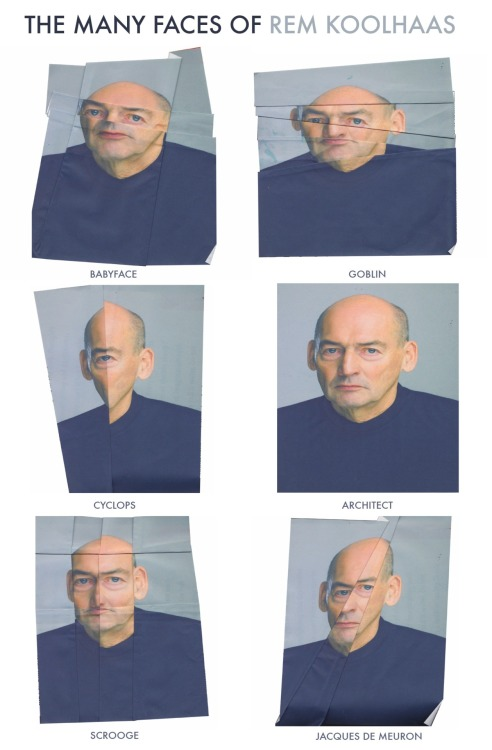 superfuntimearchitects:  Boredom + Printer + Rem Koolhaas  Jacques de Meuron, amazing.