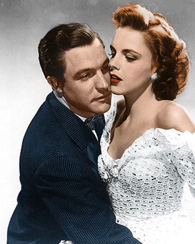ahhh gene kelly and judy garland :)