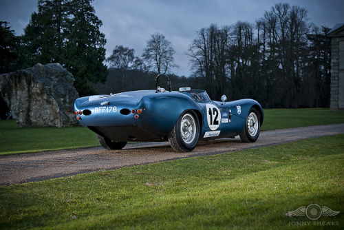 1958 Tojeiro Jaguar by J Shears Photography on Flickr.