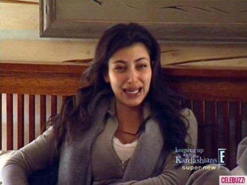 Kardashian face kim funny