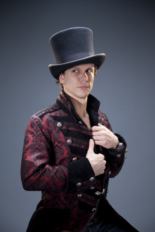 The Renaissance's own Madd Hatter.