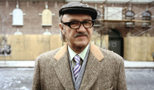Royal Tenenbaum as sartorial inspiration.