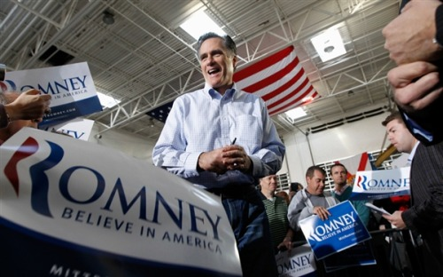 "thedailywhat:  Mitt Romney Wins Florida: No surprises in the Sunshine State: Mitt Romney picked up Florida's 50 delegates with ease, handily defeating rival Newt Gingrich who never really stood a chance. Despite campaigning in the state throughout the day, Gingrich had all but conceded Florida to Romney, setting his sights on the next battleground: Nevada. Though some are already naming the Republican nominee, and February is expected to be a tough month for Gingrich, the candidate says he expects to go ""all the way to the convention"" and ""win the nomination."" Don't laugh: With Missouri polling for Santorum and Ohio leaning Gingrich, Romney's road back to Florida may be a long one. [photo: msnbc.]"