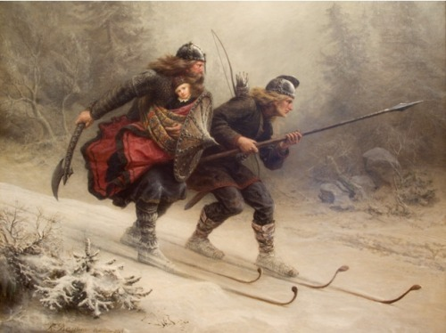 littleexplorerandkiva:  The Norse were bad asses.