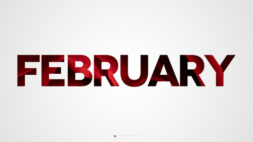 Welcome to my birthday month!!! :D Enjoy February everybody View previous months here