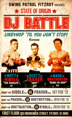 DJ-BATTLE on Flickr.So this starts tonight!