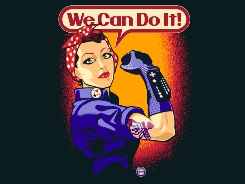 masterchick117:  Yes we can!!