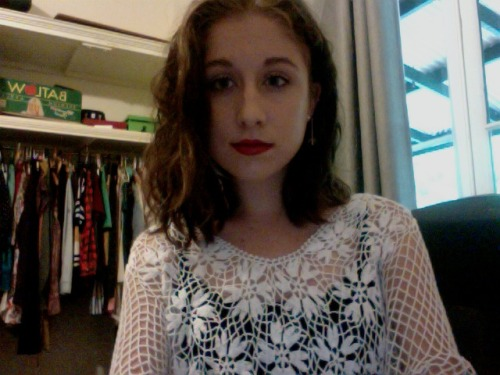 before going to a swedish farewell party on the weekend at the pretty house on the river