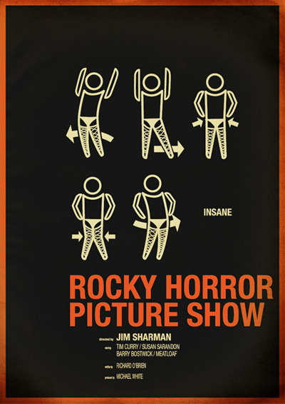 The Rocky Horror Picture Show by Chris Thornley magentamckinley's request
