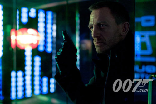 New Image: Daniel Craig as James Bond in Skyfall | HitFix